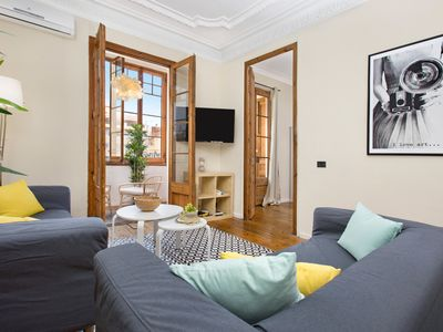 Photo for Charming apt in the Heart of Barcelona