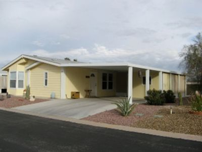 Photo for Turn Key House in 55+ Gated Community Adjacent to Golf Course