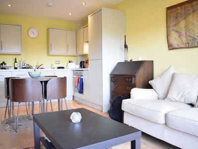 Photo for Peaceful, Bright And Homely 1-Bed In Clapton - One Bedroom Apartment, Sleeps 2