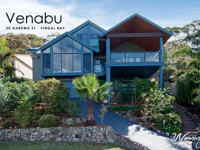 Photo for 5BR House Vacation Rental in Fingal Bay, NSW