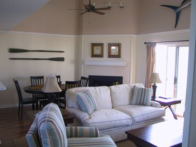 Photo for Wonderful And Spacious Canalfront Pirates Cove Condominium With 35' Boat Slip