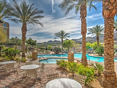 Photo for Lake Las Vegas Resort Henderson Studio w/Balcony