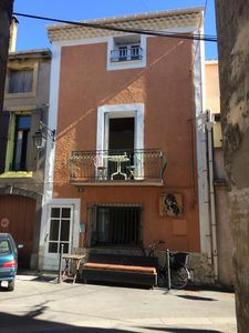Photo for Charmin townhouse in the center of Marseillan