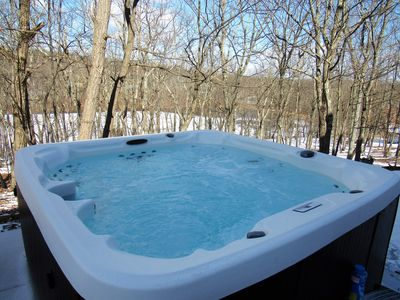 Photo for Amazing 4 level lake home-Hot tub,  Game rm, Poker rm, Wifi, great location!