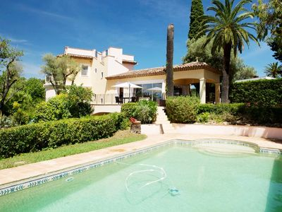 Photo for 4BR Villa Vacation Rental in Antibes