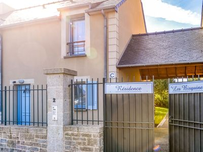 Photo for Vacation home L'Alidade in Cancale - 5 persons, 2 bedrooms