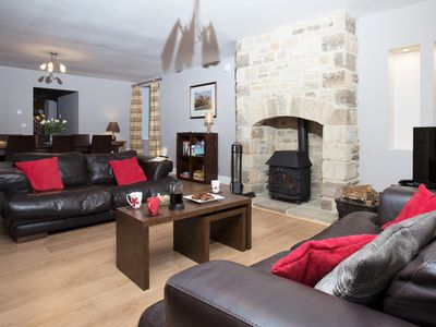 Great space for a family holiday
