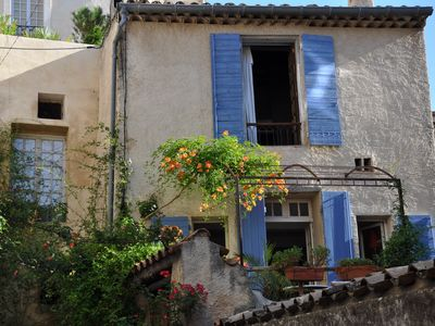 Photo for lovely character village house in the Luberon, in Provence