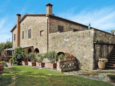 Photo for Holiday flats Podere Casale del Bosco, Casole d'Elsa  in Um Siena - 4 persons, 2 bedrooms