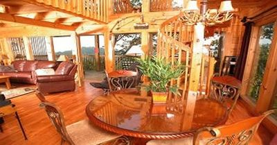 Photo for Pidgeon Forge Beautiful Family Cabin, 7th night is free!! NO FIRE DAMAGE!