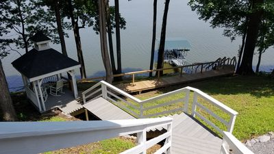 Photo for Lake Barkley Home with Dock