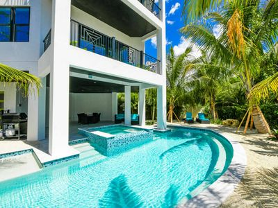 Photo for Brand-New 7 bed Luxury Home Just Steps to the Beaches on Anna Maria Island FL!