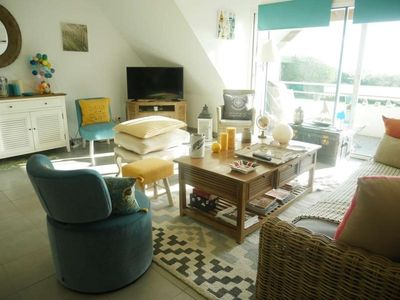 Photo for 2BR Apartment Vacation Rental in Plouharnel