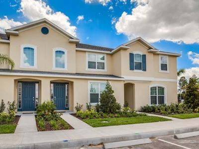 Photo for Luxury 4 Bedroom Townhome on Solara Resort, Orlando Townhome 3104