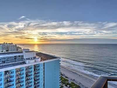 Photo for NEW! Oceanfront Myrtle Beach Condo w/ Amenities!