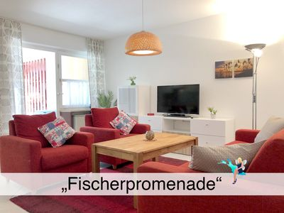 Photo for In the fishing village with a large terrace, garage and only a few meters to Lake Constance