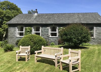 Sun Trap - Stunning views of the fells & the River Derwent