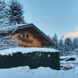 Chalet Cristal in winter