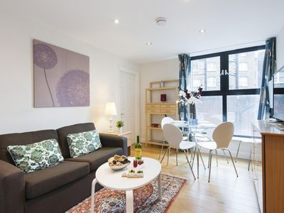 Photo for Cosy Cromwell Road Apartment apartment in Kensington & Chelsea with WiFi & lift.