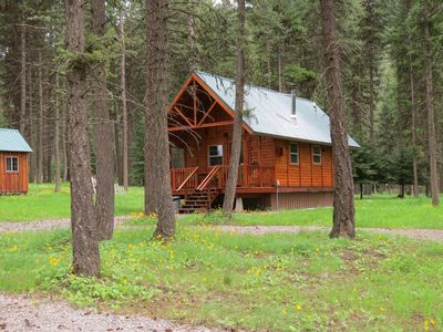 Photo for Hideaway Cabin. Outstanding Fishing, Hiking, Biking And Hunting Opportunities.