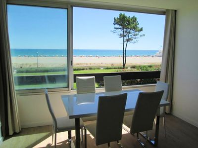Photo for Homerez last minute deal - Nice apt with sea view and garden