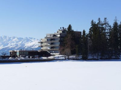 Photo for One bedroom Apartment, sleeps 2 in Montana with Pool