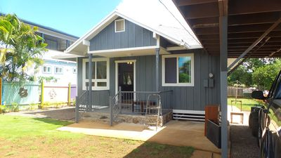 Photo for North Shore Country Home Close to the Beach