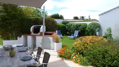 Photo for Le Bois Plage En Re: Big home with garden,in center of the Ré island ,near beachs, village and cycle paths