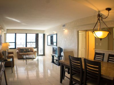 Photo for Alexander Hotel 607 - Two Bedroom Apartment, Sleeps 6