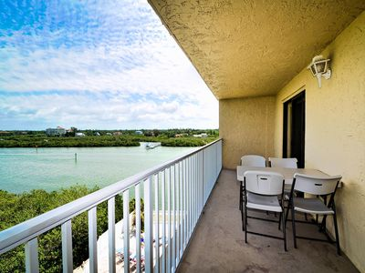 Photo for Bay Shore Yacht  and  Tennis 508 Inviting Condo With Water View