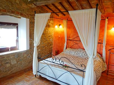 Photo for Romantic Hilltop Getaway in a Historic Medieval Town
