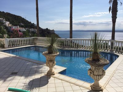 Photo for Villa in Roses with spectacular view