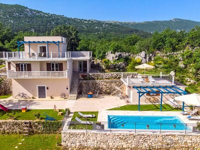 Photo for LAST MINUTE OFFER!!! New! Villa Natura with private pool and maximum privacy