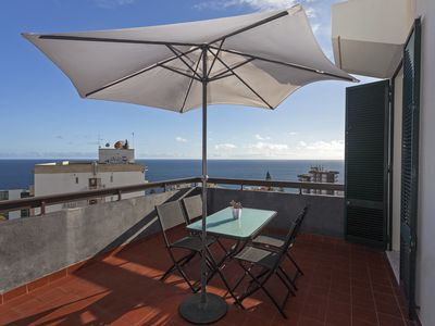Photo for Casa Branca II, stunning balcony views