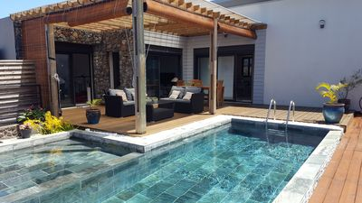 Photo for Luxurious Villa with Heated Pool