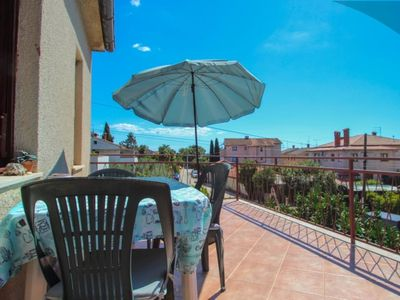 Photo for Apartment Ester for up to 3 persons with nice balcony