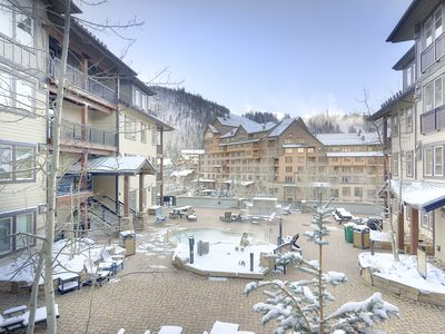 Photo for Fraser Crossing 2 Bed/2 Bath Condo.  Great Slope-side and Village Views!