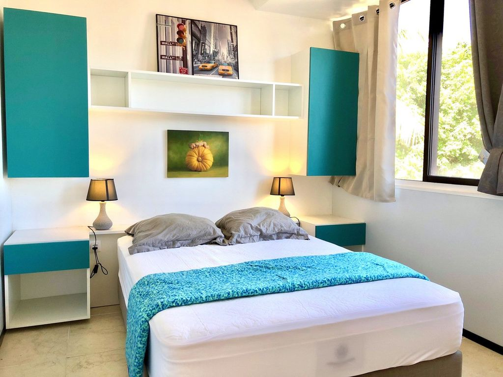 Appartement Ery - Papeete centre ville - 2 chambres - clim - WiFi - 6 pers