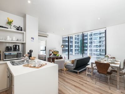 Photo for 2BR CBD Apt ★ Great for staycation ★ 3min to station