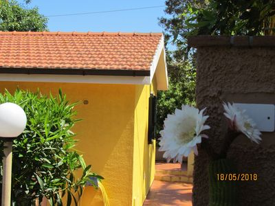 """Photo for Cosy Apartment """"I Tigli 1"""" in Town Centre with Terrace & Garden; Parking Available"""