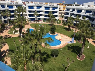 Photo for Costa Blanca - Playa Flamenca - apartment sea coast beach golf resort LA CALMA