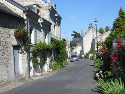 Photo for For rent, comfortable cottage in the heart of the Loire castles