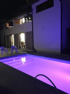 Photo for Perola Itamambuca 7 bedrooms, air-conditioning, pool, pool, 4th house of sand