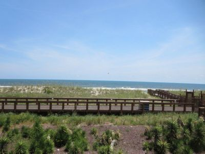 Photo for BY THE BOARDWALK, OCEANFRONT, ELEVATOR, POOL, FREE WIFI, GREAT PRICE!!