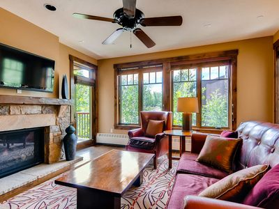 Photo for Great condo located on Main Street with outdoor pool & hot tubs