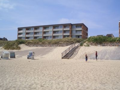 Photo for 1-room appartment for 2 persons direct east beach List/Mellhörn