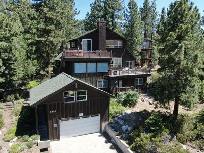 Photo for Lakeview!! Hot Tub, BBQ, Large Deck, Fireplace, Close to Heavenly (HCH1202)