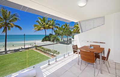 Photo for Located Directly On The Noosa Beachfront
