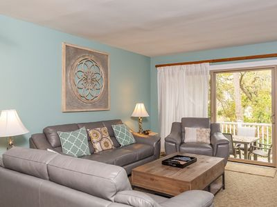 Photo for Racquet Club Villa 7, 3BR Condo w/ Wild Dunes Amenities!