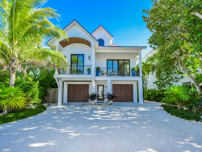Photo for Premier New Luxury Home on Beautiful Park Ave! Steps to Beach, Pool/Spa, Decks